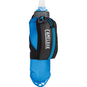 CamelBak Nano Handheld 0,5l Quick Stow Flask Black/Atomic Blue